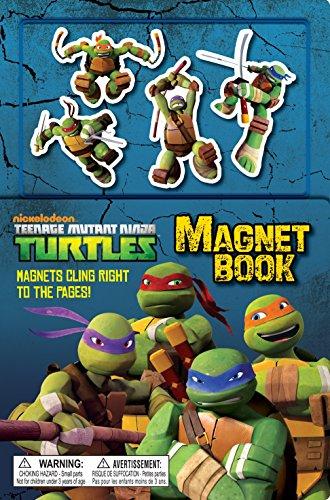 9780385375221: TMNT MAGNET BOOK