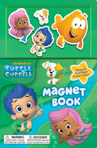 9780385375276: Bubble Guppies Magnet Book [With Magnet(s)]