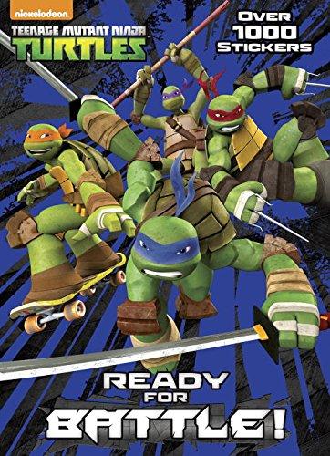 Ready for Battle! (Teenage Mutant Ninja Turtles)