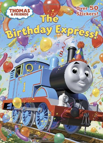9780385375313: The Birthday Express! (Thomas & Friends)