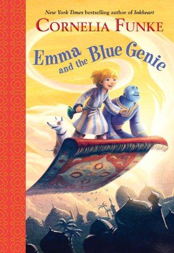 Emma and the Blue Genie: Funke, Cornelia