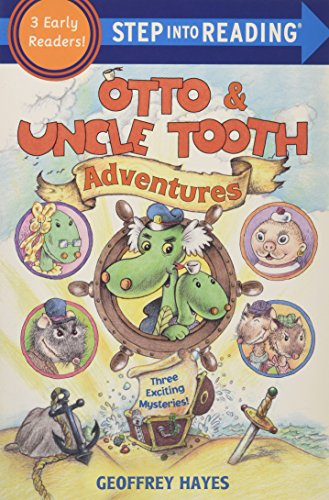 9780385375658: Otto & Uncle Tooth Adventures (Step Into Reading)