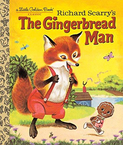 9780385376198: Richard Scarry's The Gingerbread Man (Little Golden Book)
