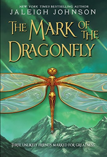 9780385376471: The Mark of the Dragonfly