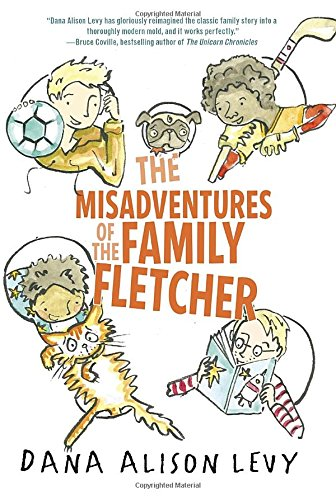 9780385376525: The Misadventures of the Family Fletcher