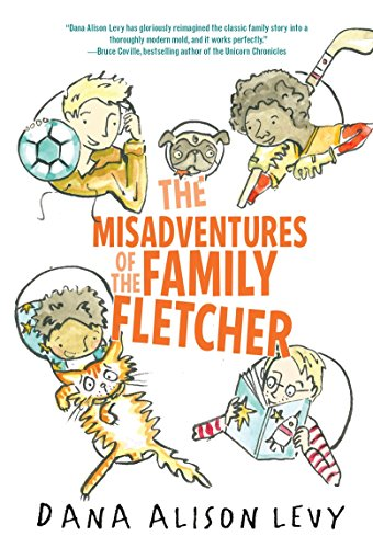 9780385376556: The Misadventures of the Family Fletcher