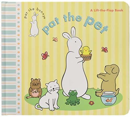 Pat the Pet (Pat the Bunny) (Lift-the-Flap): Golden Books