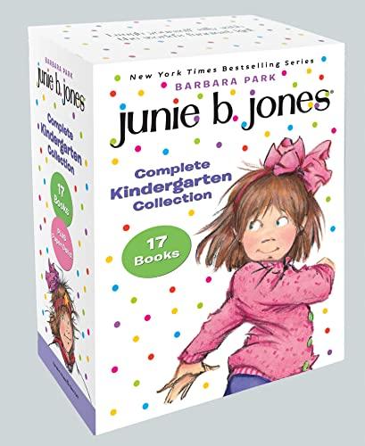9780385376945: Junie B. Jones Complete Kindergarten Collection: Books 1-17 With Paper Dolls in Boxed Set