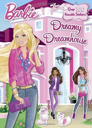 9780385378420: Dreamy Dreamhouse Reusable Sticker Book