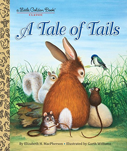 9780385378635: A Tale of Tails (Little Golden Book)