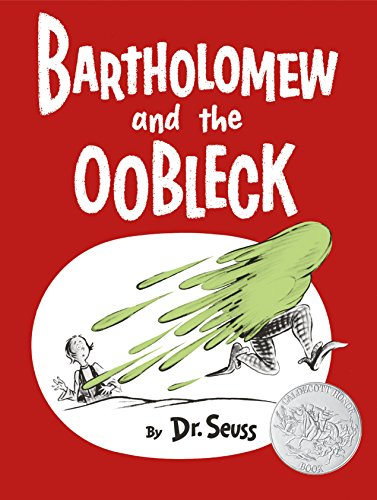 9780385379045: Bartholomew and the Oobleck (Classic Seuss)
