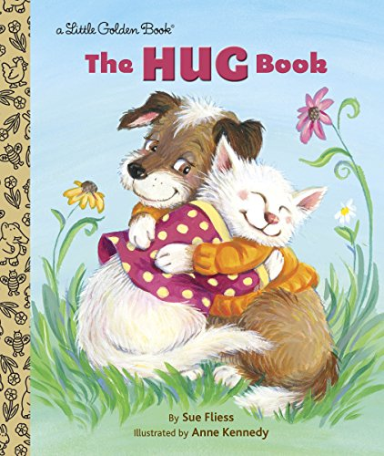 9780385379076: The Hug Book (Little Golden Book)