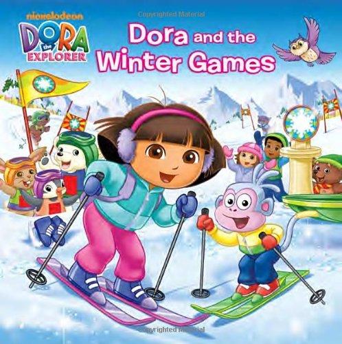 9780385379304: Dora and the Winter Games (Dora the Explorer)