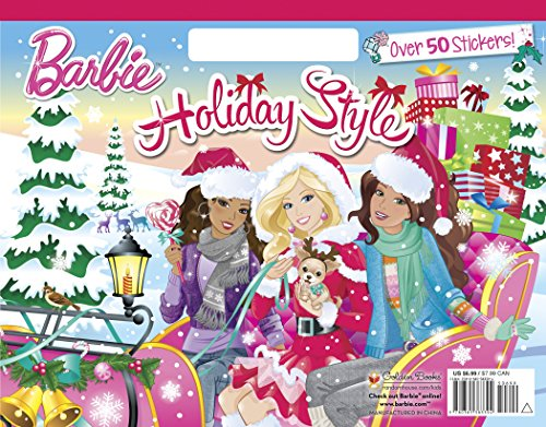 9780385383394: Barbie Holiday Style