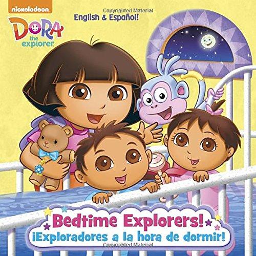 9780385384100: Bedtime Explorers!/¡Exploradores a la hora de dormir! (Dora the Explorer) (Pictureback(R))