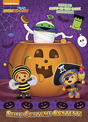 9780385384131: Silly Costume Contest (Team Umizoomi)