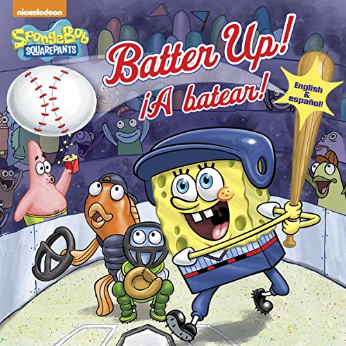 9780385384360: Batter Up!/A Batear! (Bob Esponja/Spongebob)