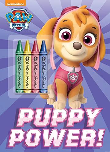 9780385384452: Puppy Power! (Paw Patrol)