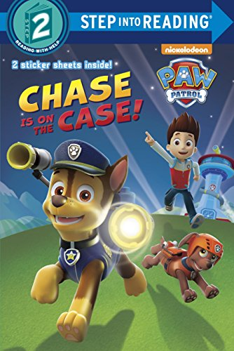 9780385384476: Chase is on the Case! (Paw Patrol) (Step into Reading)