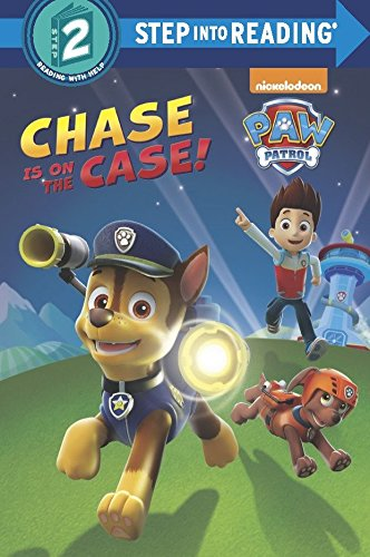 9780385384483: Chase is on the Case! (Paw Patrol) (Step into Reading)