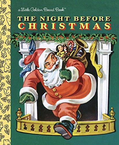 9780385384742: Night Before Christmas (Little Golden Books)
