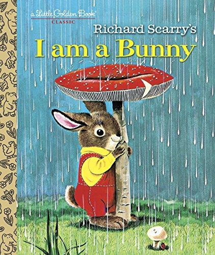 9780385384759: Richard Scarry's I Am a Bunny