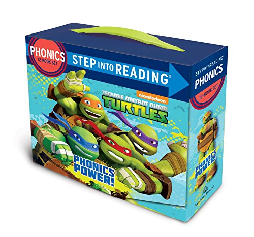 Phonics Power! (Teenage Mutant Ninja Turtles) (Paperback)
