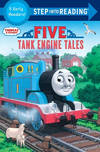9780385384964: Five Tank Engine Tales (Thomas & Friends) (Step into Reading)