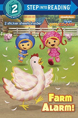 9780385385084: Farm Alarm! (Team Umizoomi) (Step into Reading)