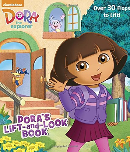9780385385145: DORA'S LIFT-AND-LOOK