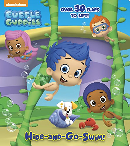 9780385385152: Hide-And-Go-Swim! (Bubble Guppies)