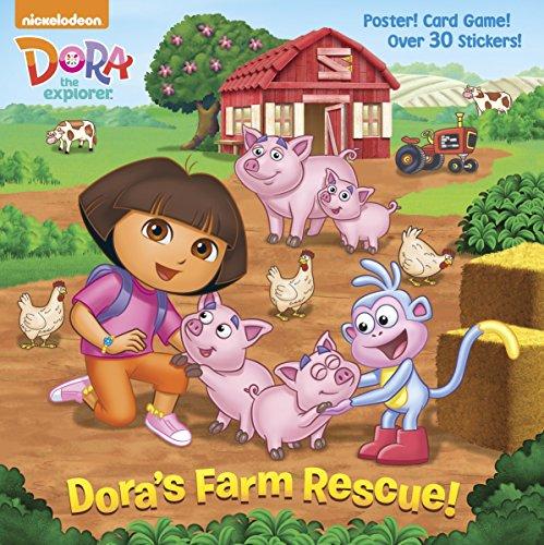 9780385385169: Dora's Farm Rescue! (Dora the Explorer) (Pictureback(R))