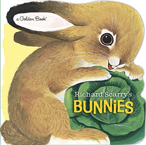9780385385183: Richard Scarry's Bunnies