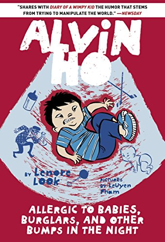 9780385386005: Alvin Ho: Allergic to Babies, Burglars, and Other Bumps in the Night