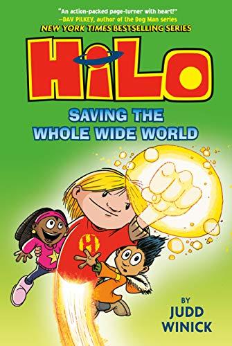 9780385386234: Hilo: Saving the Whole Wide World