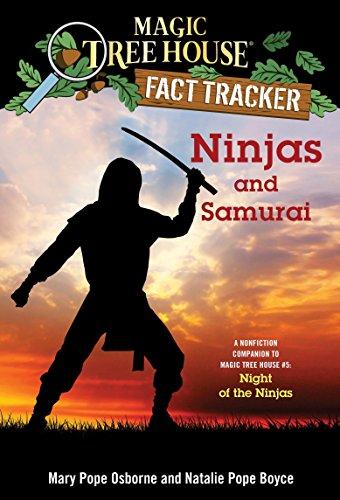 9780385386326: Ninjas and Samurai: A Nonfiction Companion to Magic Tree House 5: Night of the Ninjas