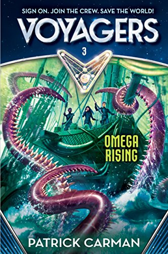 9780385386647: Voyagers: Omega Rising (Book 3)