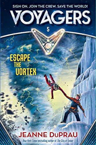 Voyagers: Escape the Vortex (Book 5): DuPrau, Jeanne