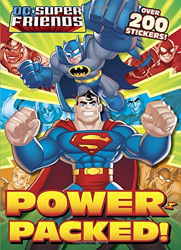 9780385387200: Power-Packed! (Dc Super Friends)
