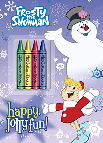 Frosty the Snowman: Happy, Jolly Fun! [With: Mary Man-Kong