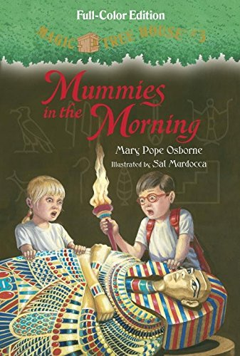 9780385387583: Mummies in the Morning (Full-Color Edition) (Magic Tree House (R))
