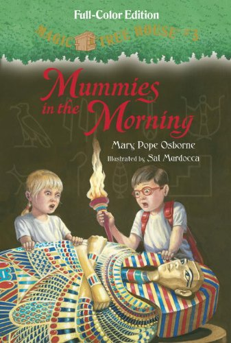 9780385387590: Mummies in the Morning (Full-Color Edition) (Magic Tree House (R))