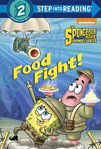 Food Fight! (SpongeBob SquarePants) (Step into Reading): Carbone, Courtney