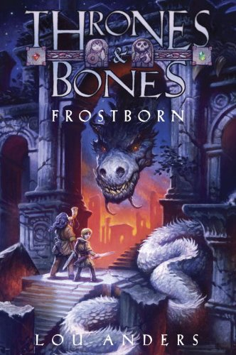 9780385387798: Frostborn (Thrones and Bones)