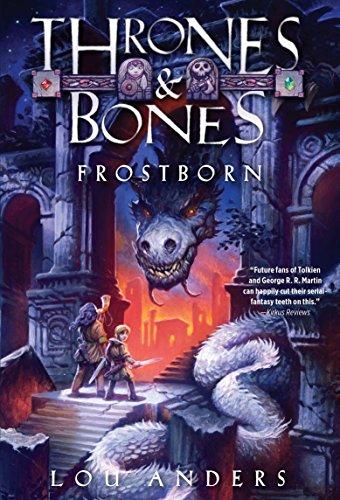 9780385387811: Frostborn (Thrones and Bones)