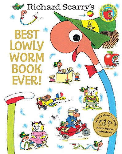 9780385387828: Best Lowly Worm Book Ever!