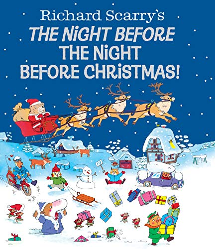 9780385388047: Richard Scarry's The Night Before the Night Before Christmas!