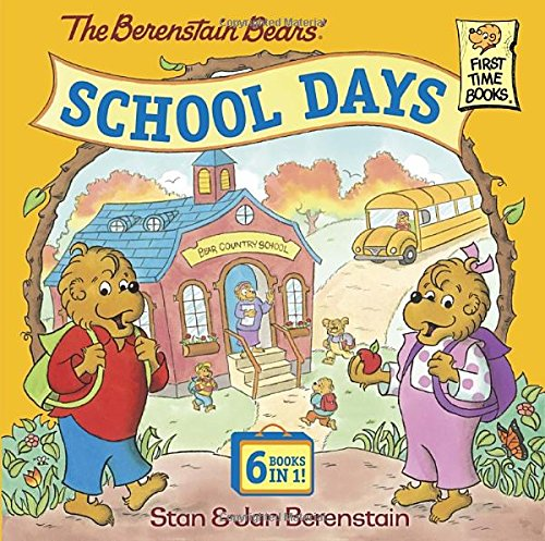 9780385388702: The Berenstain Bears' School Days