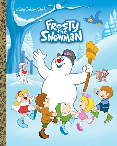 Frosty the Snowman (Big Golden Books): Capozzi, Suzy