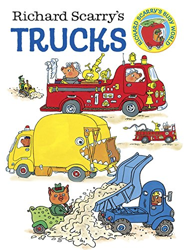 9780385389259: Richard Scarry's Trucks